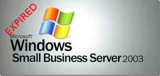 Windows Server is End of life