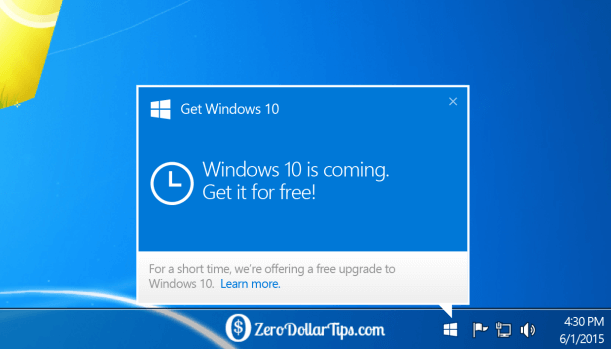 Windows 10 is here and Microsoft gave it away